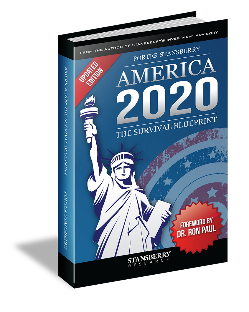 America 2020 survival blueprint this 300 page blueprint details the exact steps you must take to prepare for americas looming currency crisis malvernweather Images